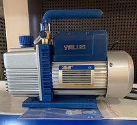 Вакуумник VE-2100N, 283л/мин 2-ступенч