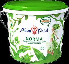 Краска водоэмульсионная NORMA 7 кг