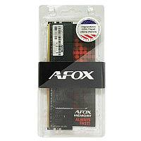 4GB DDR4 DIMM 2666MHz AFOX (AFLD44FK1P)