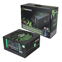 Gamemax GM-800 (14CM) 80PSilver, полу-модульный, фото 1