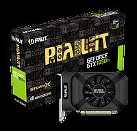 4GB GTX 1050 Ti PALIT STORMX (NE5105T018G1-1070F/1076F), фото 1