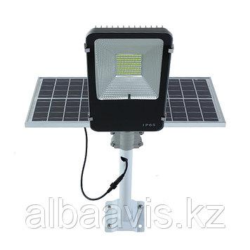 Светильник консольный уличный на солнечной батарее 100 ватт