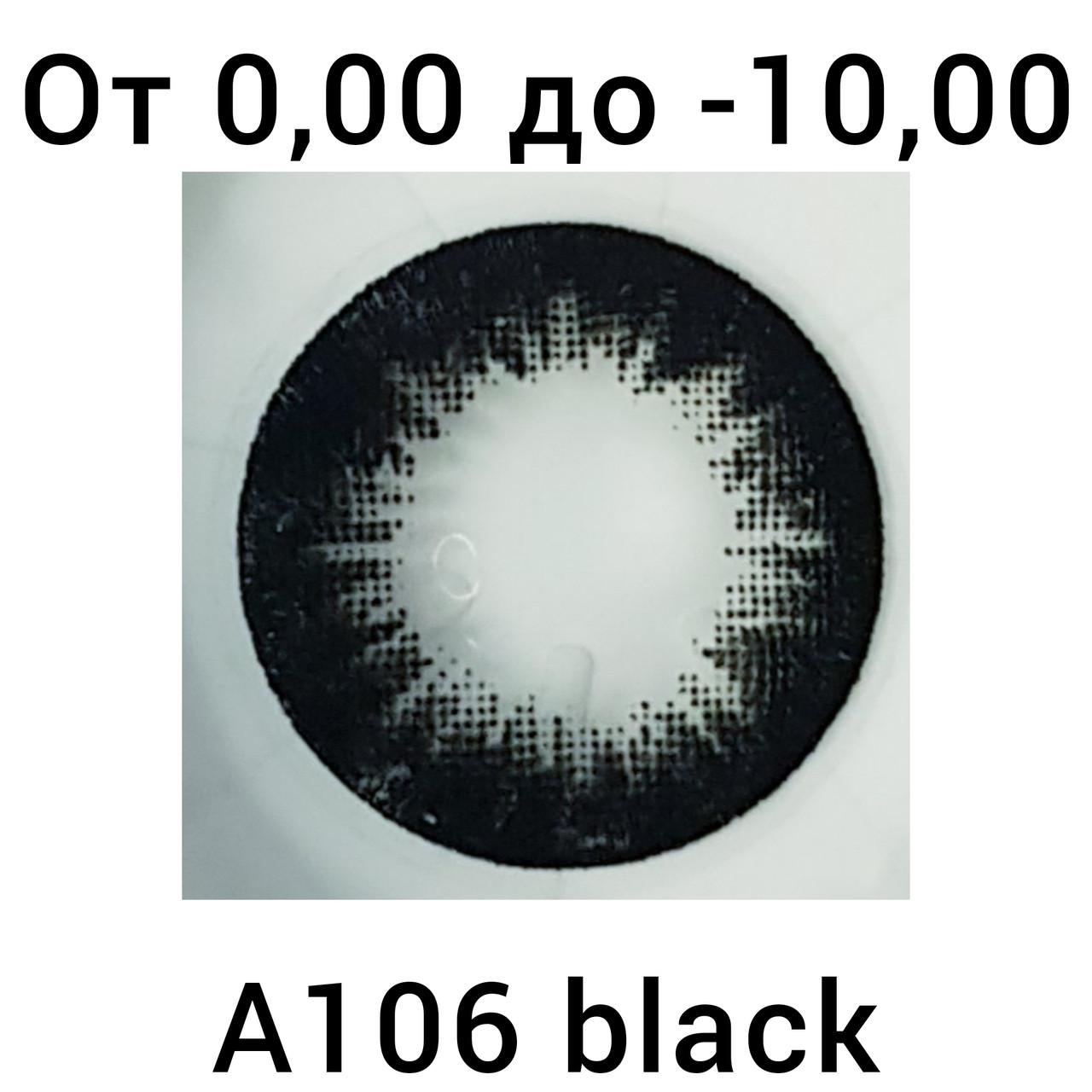 Цветные линзы-нулевки DOX Усть-Каменогорск