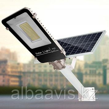 Светильник консольный уличный на солнечной батарее 150 ватт