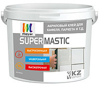 Клей Mayer Supermastic 5 кг