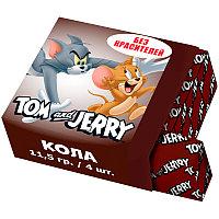 Жевательная конфета Tom&Jerry, Ассорти, 11,5г