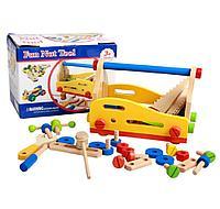Игровой набор Fun Nut Toll ящик для инструментов