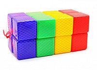 Кубики в сетке 16 дет Новокузнецк
