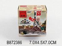 Конструктор (типа лего)Китай Военный 17д 807