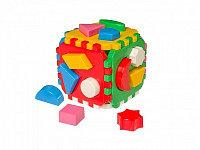 Логический кубик Стеллар Умный малыш