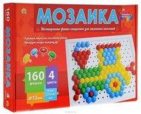 Мозаика (Рыжий Кот) шестигранные фишки 160фишек4цв 13мм