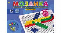 Мозаика шестигранная 80 фишек 4 цв Рыжий кот 0171