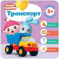 Малышарики_РаннееРазвитие 2+ Транспорт (Денисова Д.)