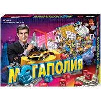 МонополияЭконом.настольная играDanko Toys бол