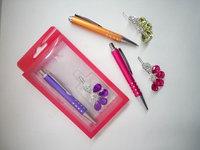 Набор подарочная Ручка+брошь