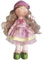Мягкая кукла Принцесса Магнолия своими руками Китай