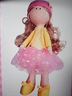 Мягкая кукла Фея Ромашка своими руками Китай