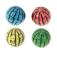 Мяч каучук Арбуз 4,5 см Z-0459