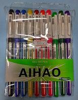 Набор гелевых ручек 0.5 мм 10 цвета АН811-10