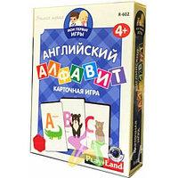"""Настольная игра """"Английский Алфавит"""""""