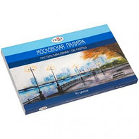 Пастель масляная Гамма Московская палитра 50 цветов картон упак