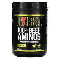 Universal beef aminos 400таб