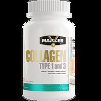 Коллаген Maxler Collagen Type 1 and 3 90 таб 30 порций