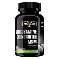 Глюкозамин Maxler Glucosamine Chondroitin MSM 90 таб 30 порций