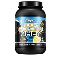 Протеин Maxler 100% Golden Whey 908 г - 28 порций.