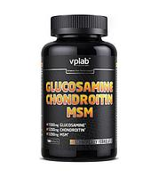VPlab Glucosamine Chondroitin MSM 180 таб