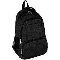 Рюкзак ArtSpace Urban 45*29*20см, 2 отделения, 4 кармана, графитово-серый