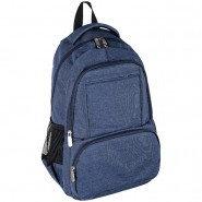 Рюкзак ArtSpace Urban 45*29*20см, 2 отделения, 4 кармана, синий
