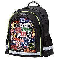 Рюкзак Berlingo in Style + Your way 39*29*20 см 2 отд 3 карм