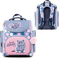 Рюкзак Hatber 1 отделение 3 кармана Пушистый котенок
