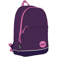 Рюкзак Seventeen, 44*31*14см, 1 отделение, 1 карман, фиолетовый