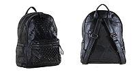 Рюкзак-сумка женская РОГ 8815 31*35*13 экокожа. черный