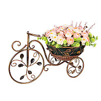 """Сувенир """"Велосипед с корзинкой"""" 8х12х5,5 см"""