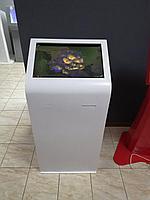 Информационный терминал Инфостойка Электронная очередь 22 диагональ экрана