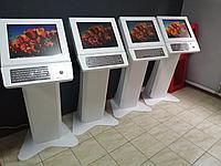 Информационный сенсорный терминал для электронной очереди ИТБ