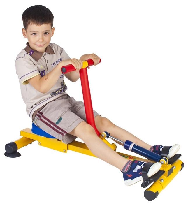 Тренажер детский механический гребной с одной рукояткой (TFK-04-A/SH-04-A) SH-04-A - фото 1