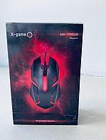 Мышь X-game, модель XM-7700UB(черный цвет)