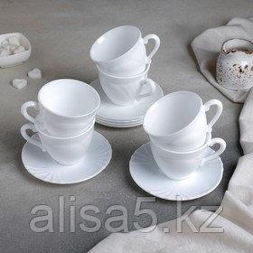 CADIX чайный сервиз на 6 персон из 12 предметов (220 мл), шт