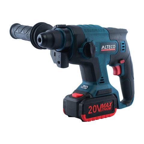 Аккумулятор бесщеточный перфоратор ALTECO CRH 18-20 Li
