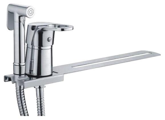 Смеситель с гигиеническим душем Frap 1250-2