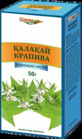 Крапивы лист 50гр Зерде