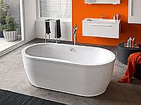 Ванна акриловая отдельностоящая Kolpa San LIBERO 180, BASIS раз без (в комплекте с каркасом, С/П)(5400002)