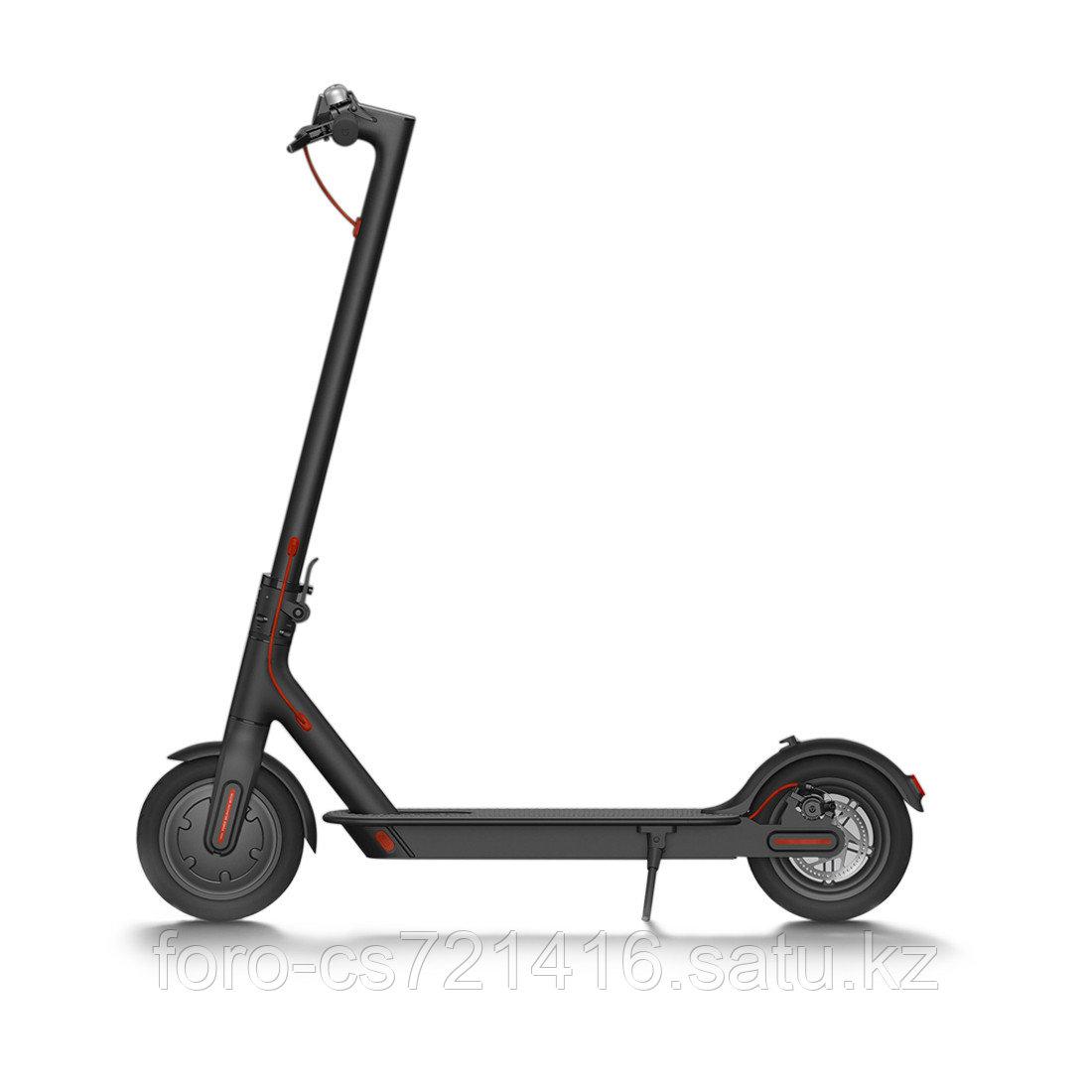 Электросамокат Xiaomi MiJia Smart Electric Scooter (M365) Чёрный - фото 1