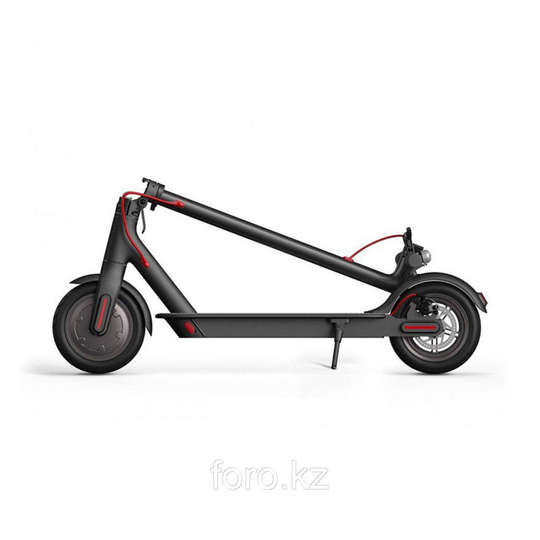 Электросамокат Xiaomi MiJia Smart Electric Scooter (M365) Чёрный - фото 3