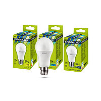 Эл. лампа светодиодная Ergolux LED-A60-17W-E27-6K, Дневной