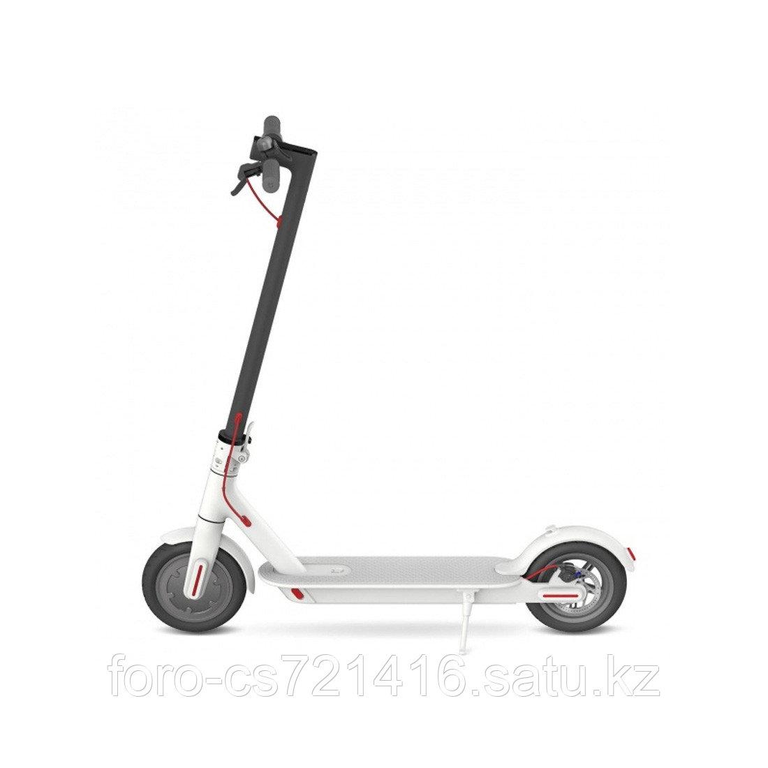 Электросамокат Xiaomi MiJia Smart Electric Scooter (M365) Белый - фото 2